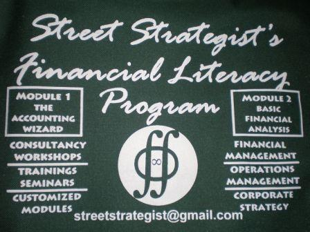 Street Strategist seminar kit
